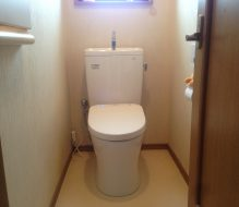 Y邸・トイレ工事
