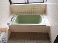 I邸 浴槽交換工事