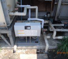 Z様 インバーター給水ユニット交換工事