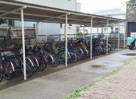 Yオーナー様 駐輪場サイクルスタンド設置工事