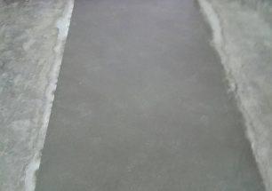 Z様 倉庫内路盤舗装工事