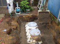 M様 浄化槽設置工事